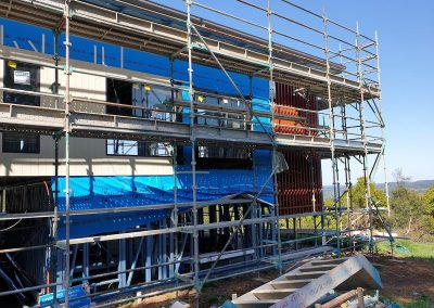 Sep 5 - Knotwood and cladding